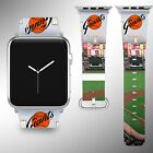 San Francisco Giants Apple Watch Band 38 40 42 44 mm Series 1 - 4 Wrist Strap 2 on Ebay