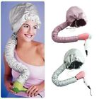 Portable Soft Hair Drying Cap Bonnet Hood Hat Blow Dryer Oil Attachment Baking