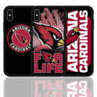 Arizona Cardinals Football Silicone Case Cover For iPhone 7 8 X XR XS 11 Pro Max $12.02 CAD on eBay