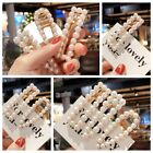 New Fashion Pearl Hair Clip Hairband Comb Bobby Pin Barrette Hairpin Headdress