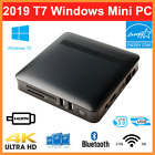 2019 Model Intel Windows 10 Mini PC G2 Pro CR Z3736F Quad Core CPU BT4.0 WiFi HD