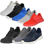 Crosshatch Mens Lace up Sports Low Top Trainers Gym Lightweight Sneaker Shoes