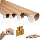 Strong Cardboard Postal Tubes Any Size Any Quantity