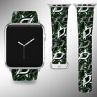 Dallas Stars Apple Watch Band 38 40 42 44 mm Series 1 2 3 4 Wrist Strap 1 $29.99 USD on eBay