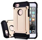For iPhone 7 8 Case - Full Body 360 Shockproof Heavy Duty Cover Screen Protector