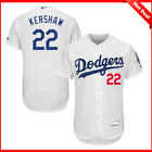 Clayton Kershaw #22 L.A. Dodgers Men's Jersey All Custom Embroidered All Sizes