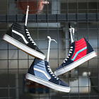 Women VAN Classic OLD SKOOL High Top Suede Casual Canvas sneakers SK8 Shoes