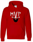 "James Harden Houston Rockets ""MVP LOGO BEARD"" HOODED SWEATSHIRT on eBay"