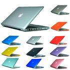 """Crystal Hard Shell Cover Case For Apple Macbook Pro 13"""" Air 13"""" 2013-2018 Laptop"""