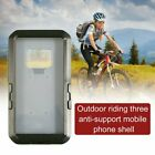 HOT Waterproof Motorcycle Bicycle Handlebar Mount Holder Case For iPhone SamsuRN