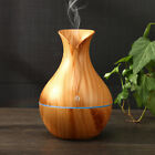 US Ultrasonic Essential Aroma Diffuser Mist Humidifier Purifier Aromatherapy