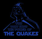 Darth Vader San Jose Quakes shirt Star Wars MLS Soccer Football Earthquakes