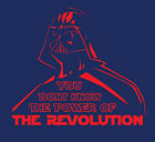 Darth Vader New England Revolution shirt Star Wars MLS Soccer Football NErevs $20.0 USD on eBay