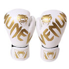 Boxing Gloves Grappling Punching Bag Training Kickboxing Fight Sparring Braw
