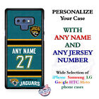 NFL JACKSONVILLE JAGUARS CUSTOM JERSEY PHONE CASE COVER FITS iPHONE SAMSUNG etc $27.98 USD on eBay