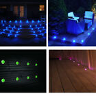 Smart Phone WIFI Control RGB 31mm 12V Kitchen Stair Step LED Deck Rail Lights
