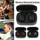 2019 TWS Mini bluetooth Wireless Earbuds Best Noise Cancelling Headphone Headset