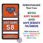 DENVER BRONCOS NEW JERSEY CUSTOMIZE PHONE CASE COVER FOR iPHONE SAMSUNG etc $20.98 USD on eBay