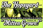 Hops Whole Dried Flowers 2018 Harvest   organically grown in Mi