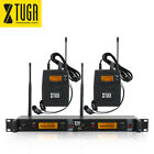IEM1200 Wireless In Ear Monitor System 2 Channel 2 Bodypack for Stage Monitoring