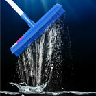Silicone Dog Cat Pet Hair Broom Dust Lint Remover Waterproof Extend Adjustable