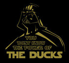 Darth Vader Anaheim Ducks shirt Star Wars NHL Hockey Getzlaf Perry Gibson $24.0 USD on eBay