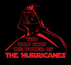 Darth Vader Carolina Hurricanes shirt Star Wars NHL Hockey Aho Williams Staal $20.00 USD on eBay
