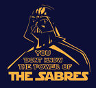 Darth Vader Buffalo Sabres shirt Star Wars NHL Hockey Eichel Dahlin Skinner $20.0 USD on eBay