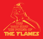 Darth Vader Calgary Flames shirt Star Wars NHL Hockey Monahan Gaudreau Tkachuk $22.0 USD on eBay
