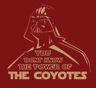 Darth Vader Phoenix Coyotes shirt Star Wars NHL Hockey Ekman-Larsson Keller $20.0 USD on eBay