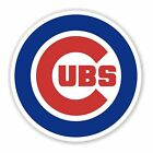 Chicago Cubs 2 PACK Die Cut Vinyl Decal Sticker - You Choose Size FREE SHIPPING on Ebay