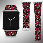 Arizona Cardinals Apple Watch Band 38 40 42 44 mm Series 1 2 3 4 Wrist Strap 04 on eBay