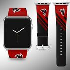 Atlanta Falcons Apple Watch Band 38 40 42 44 mm Series 1 2 3 4 Wrist Strap 05 on eBay
