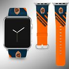 Chicago Bears Apple Watch Band 38 40 42 44 mm Series 1 2 3 4 Wrist Strap 05 on eBay