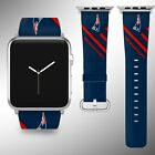 New England Patriots Apple Watch Band 38 40 42 44 mm Series 1 - 5 Wrist Strap 05 $32.99 USD on eBay