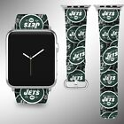 New York Jets Apple Watch Band 38 40 42 44 mm Series 1 2 3 4 Wrist Strap 04 on eBay