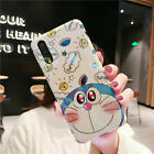 Cute Cartoon Doraemon Soft Case Cover for IPhone X XS Max Huawei P20 Mate 20 Pro