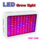 1000w LED Grow Light For Indoor Plant Veg Hydro-Full Spectrum with Double Chips