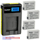 Kastar Battery LCD USB Charger for Canon LP-E8 LC-E8 Canon EOS Rebel T2i Camera