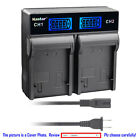 Kastar Battery LCD Rapid Charger for Canon LP-E8 LPE8 Canon EOS Rebel T2i Camera