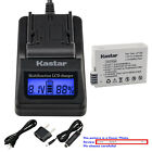 Kastar Battery LCD Fast Charger for Canon LP-E8 LC-E8 Canon EOS Rebel T5i Camera