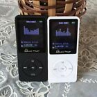 MP3 Player 64GB Micro SD Card Music Media Portable Voice Recorder FM Radio DK0