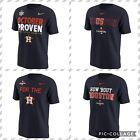 *NEW* Nike 2017 Mens MLB World Series Champions Houston Astros T-Shirt- YOU PICK on Ebay