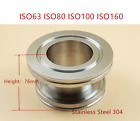 ISO80/100/160 to ISO63/80/100 Straight Nipple Reducer High Vacuum Fitting