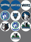 """Minnesota Timberwolves Set 10 Buttons or Magnets 1.25"""" NEW on eBay"""