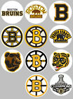 Boston Bruins 11 Set Buttons or Magnets Set 1.25 inch Rene Rancourt tribute $5.0 USD on eBay