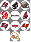 "Tampa Bay Buccaneers Set of 10 Buttons or Magnets 1.25"" $5.0 USD on eBay"