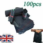 Strong Black Plastic Mailing Postal Poly Postage Packing Posting Bags ALL SP NN