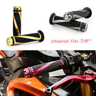 Motorcycle Handlebar 7/8 Hand Grips For Honda CBR1000RR 2009 2008 2007 2006 2005 $9.5 USD on eBay
