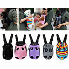 Summer Pet Dogs Cats Puppy Hoodies Backpack Adjustable Front Pet Carrier Travel